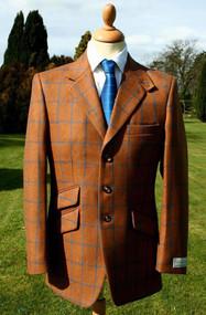 Buie Tweed Hacking Jacket