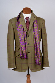 Thistle Tweed Hacking Jacket