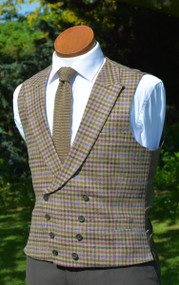 Constable Tweed Waistcoat