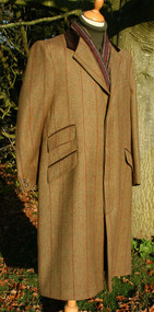 Fara Tweed Overcoat