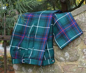 MacDonald of the Isles Tartan Trousers