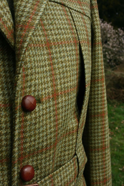 Full Norfolk Concealed Breast Pocket