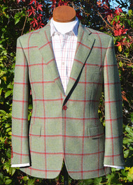 Special Offer - Dapper Tweed Jacket Size 40