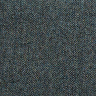 Storm Herringbone Tweed