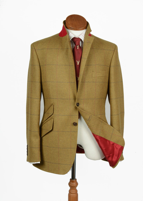 Fenton Tweed Jacket