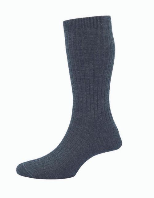 Pantherella Hemingway Socks - Grey