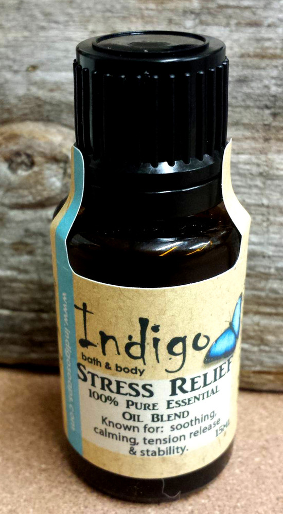 EO - Blends - Stress Relief