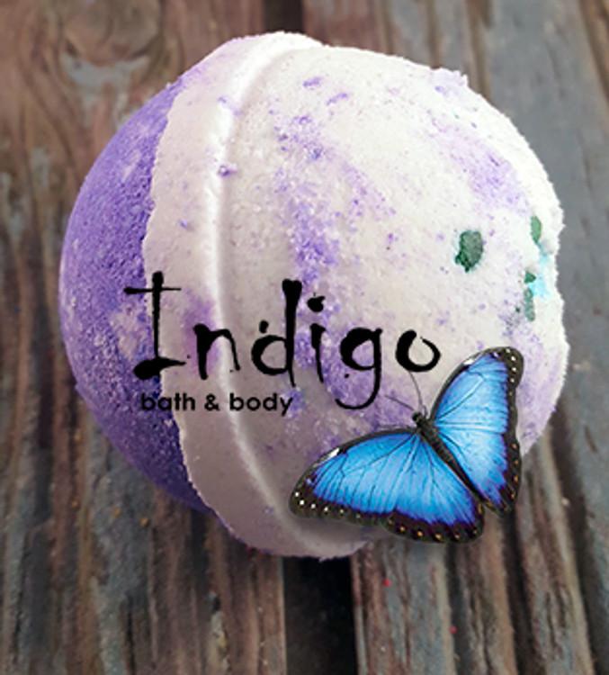 Shea Butter Bath Bombs -BB- Lavender Mint