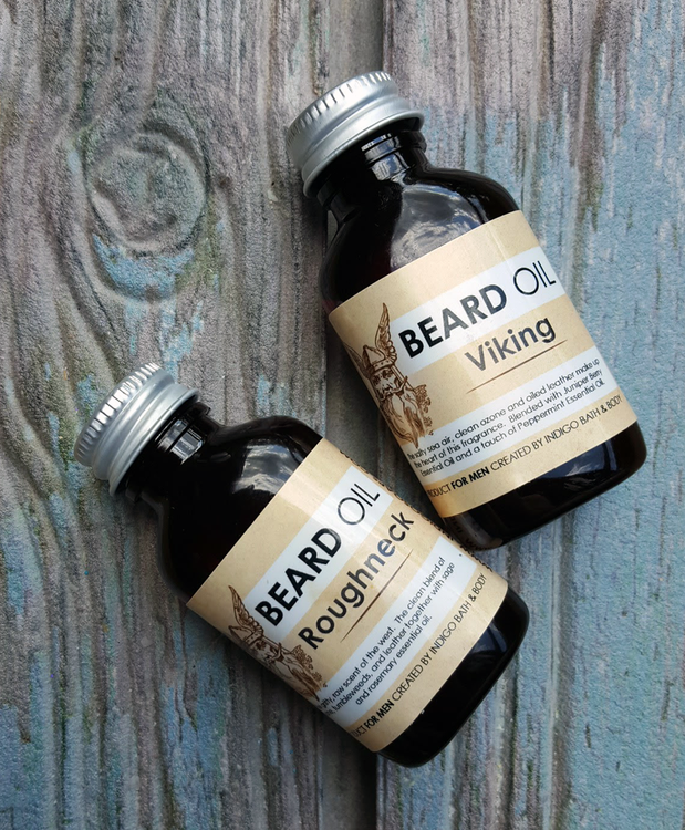 Beard Oil - Viking