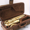 Legacy LASC200BR Deluxe Alto Saxophone Case, Brown
