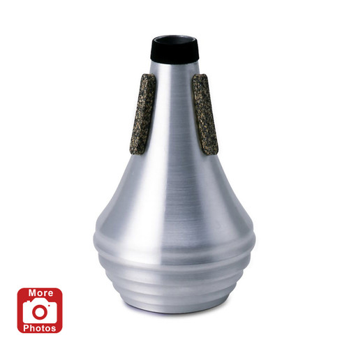 Yamaha MU-TR10S Straight Mute for Trumpet; Aluminum