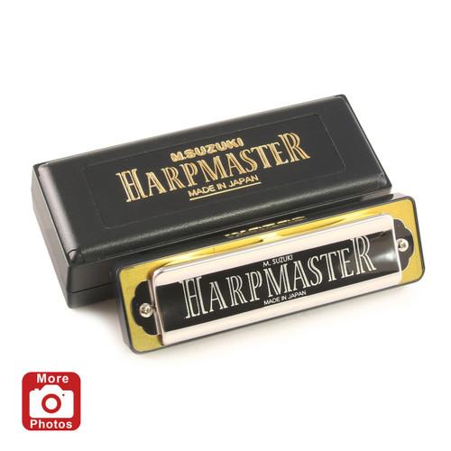 Suzuki Harpmaster Harmonica, Key of C