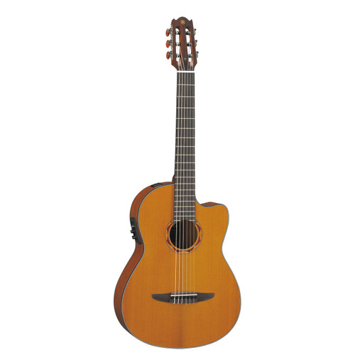 Yamaha NCX700C Acoustic-Electric Classical Guitar