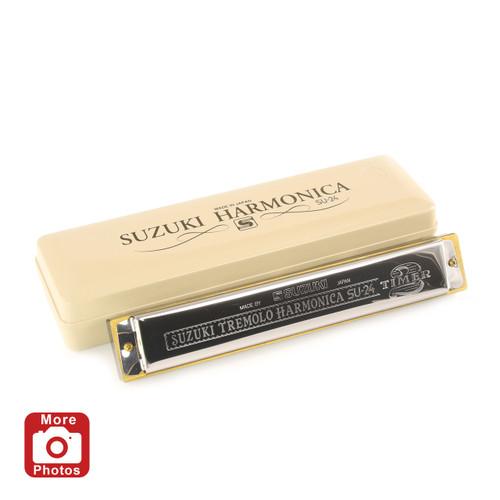 Suzuki 2Timer24 Harmonica, Key of C