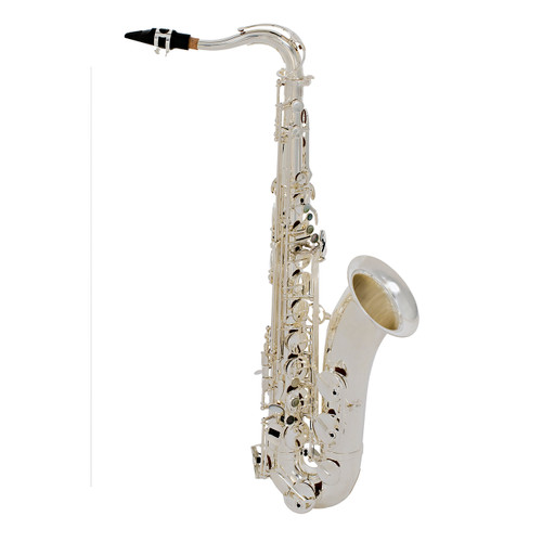 Selmer Step-Up Model STS280RS Tenor Saxophone, Silver Plated