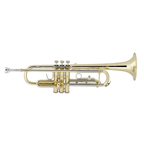 Bach Step-Up Model TR200 Bb Trumpet