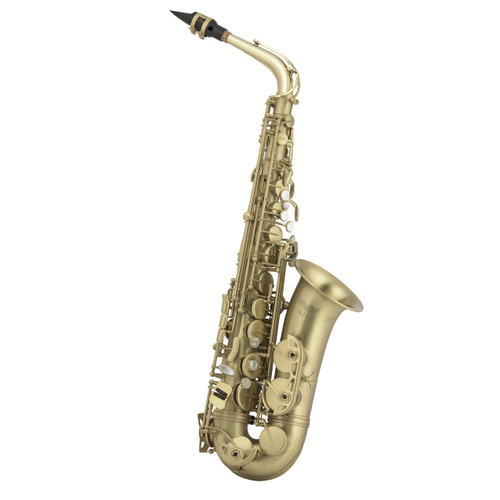 Selmer Professional Model AS42 Eb Alto Saxophone, Brushed Matte