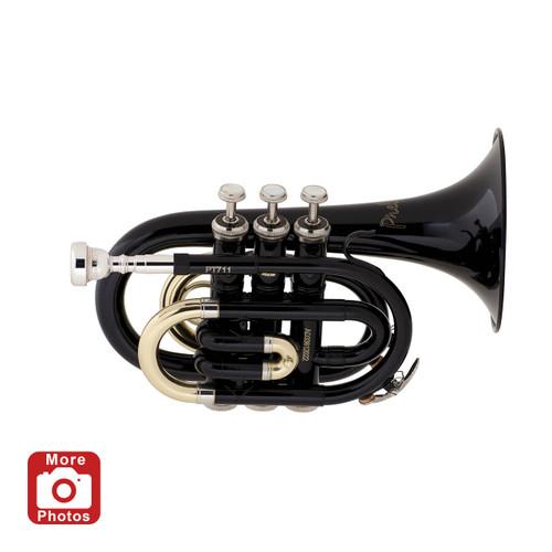 Prelude Student Model PT711B Pocket Trumpet