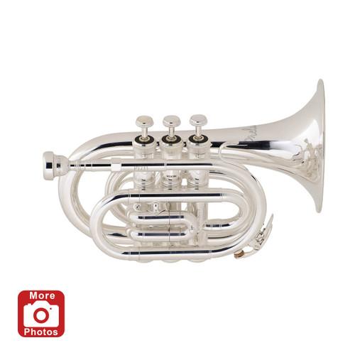 Prelude Student Model PT711S Pocket Trumpet