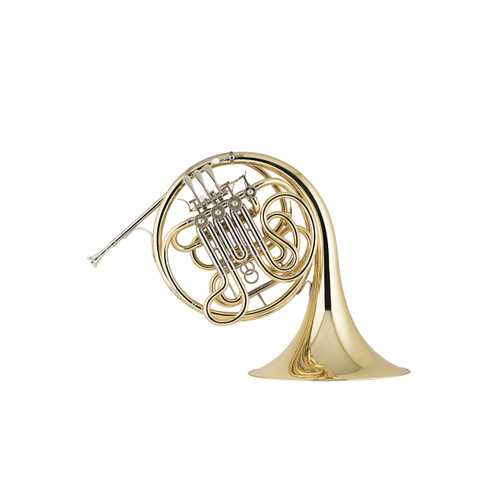 C.G. Conn Professional Model 10DE Double French Horn