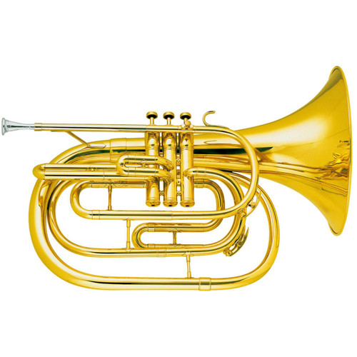 King Professional Model 1122 Marching French Horn