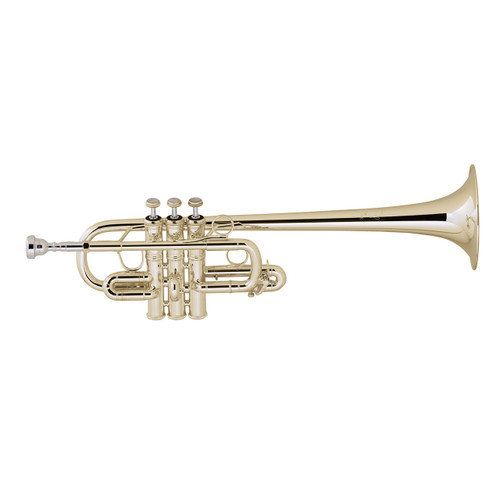 Bach Professional Model 189 Eb/D Trumpet