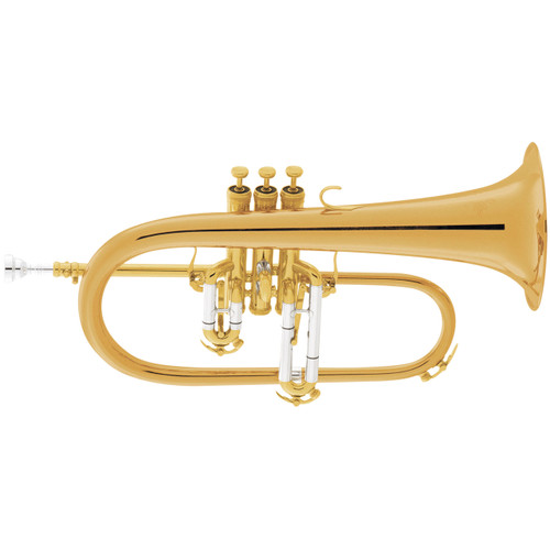 King Professional Model 2020 Flugelhorn