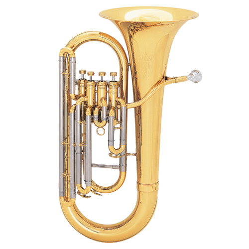 King Step-Up Model 2280 4 Valve Euphonium