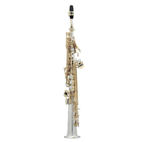 Selmer Paris Professional Model 53JA Soprano Saxophone Sterling Silver Body Neck
