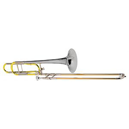 C.G. Conn Professional Model 88HSO Tenor Trombone, Sterling Silver Bell