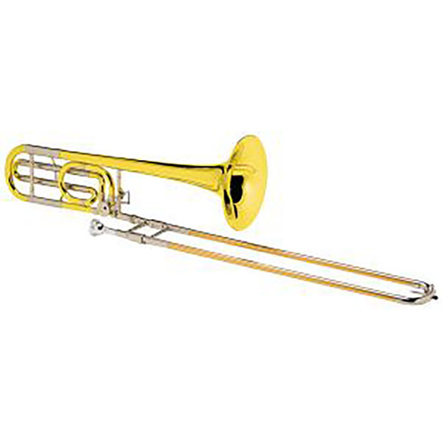 C.G. Conn Professional Model 88HY Tenor Trombone, Yellow Brass Bell