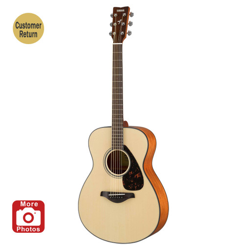 Yamaha FS800 Acoustic Guitar Customer Return