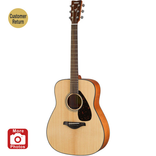 Yamaha FG800 Acoustic Guitar Customer Return
