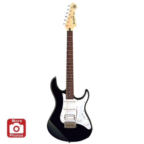 Yamaha PAC012BLACK Electric Guitar; Black