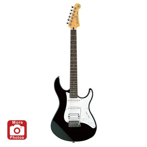 Yamaha PAC112JBLACK Electric Guitar; Black