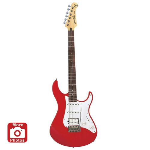 Yamaha PAC112JMETALLICRED Electric Guitar; Metallic Red