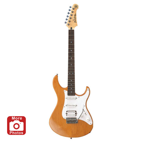 Yamaha  PAC112JNAT Electric Guitar; Natural