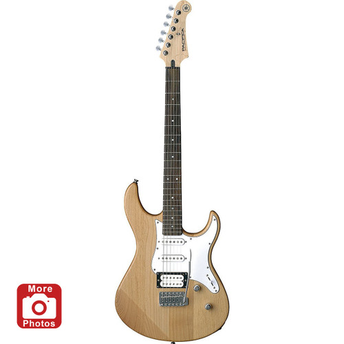 Yamaha  PAC112VNATURAL Electric Guitar; Natural