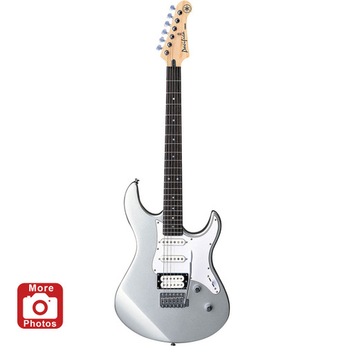 Yamaha  PAC112VSILVER Electric Guitar; Silver
