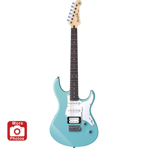 Yamaha  PAC112VSONICBLUE Electric Guitar; Sonic Blue