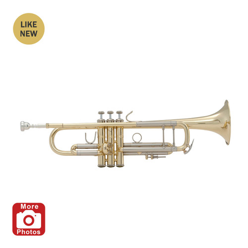 Bach Professional Model 18037 Bb Trumpet A Stock