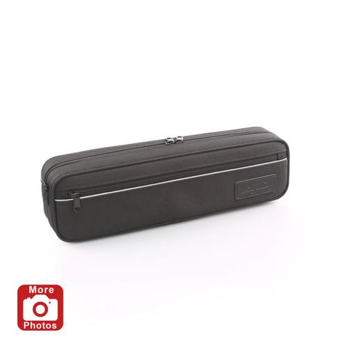 Legacy LFLC200BL Deluxe Flute Case, Black