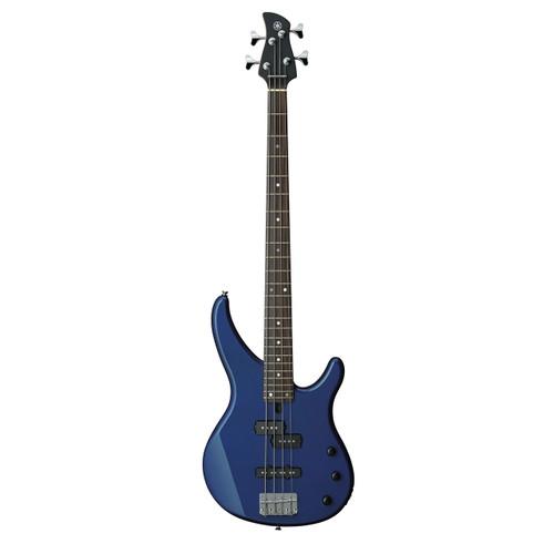 Yamaha TRBX174DBM Electric Bass; Blue Metallic