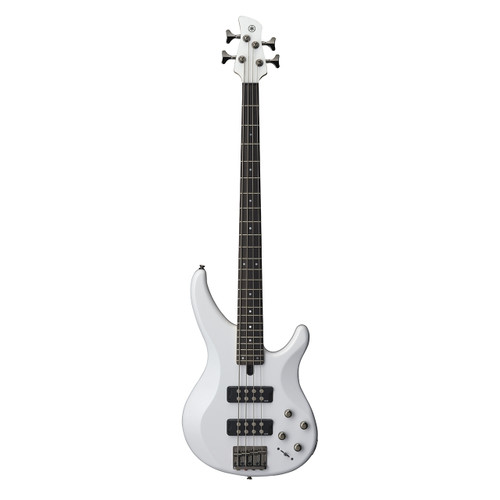 Yamaha TRBX304WH Electric Bass; White