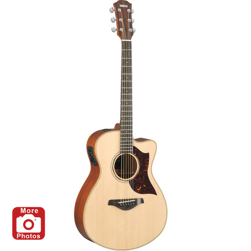 Yamaha AC1MHC Acoustic-Electric Guitar with Case