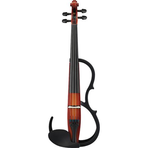 Yamaha SV-250 Silent Violin Pro; Full Size; 4-String