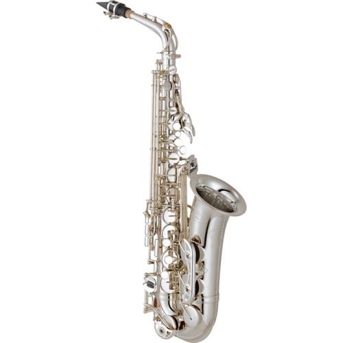 Yamaha YAS-62IIIS Alto Saxophone; Silver-Plated
