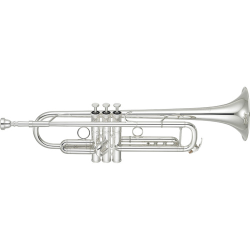 Yamaha YTR-8345IIRS Custom Xeno Trumpet; Reversed Leadpipe; Silver-Plated