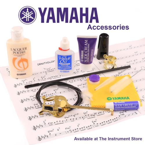 Yamaha YAC-1085P Woodwind Mouthpiece Brush