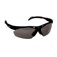 Vinci Pro Sport Sunglasses Black Frame w/ 3 Sets of Lenses